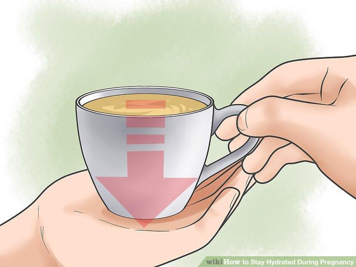 Verlangsamen Sie Koffein.