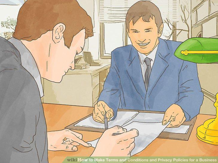 Çalışmanızı gözden geçirmek için bir avukat bulundurun.
