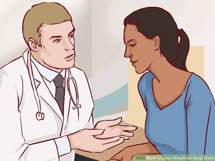 Sprechen Sie mit Ihrem Arzt.