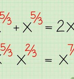 3 Ways to Solve Exponents - wikiHow [ 900 x 1200 Pixel ]