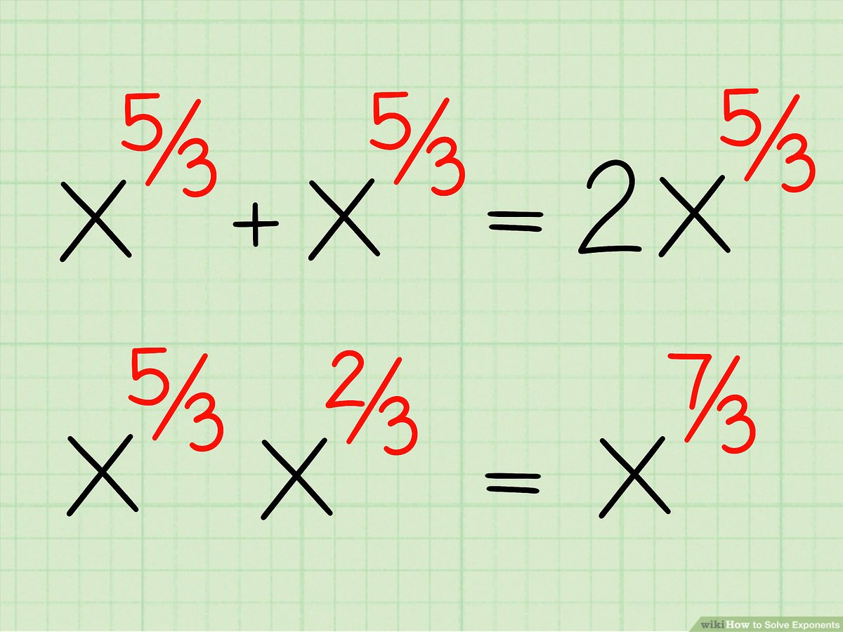 hight resolution of 3 Ways to Solve Exponents - wikiHow