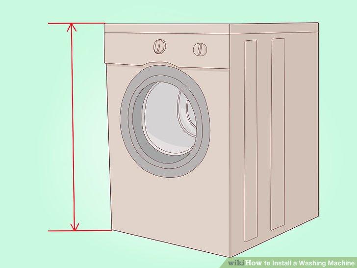 Wie ist es gemacht wie installiert man eine waschmaschine