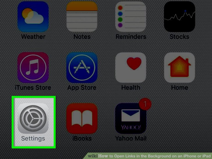 Open Links in the Background on an iPhone or iPad Step 1.jpg