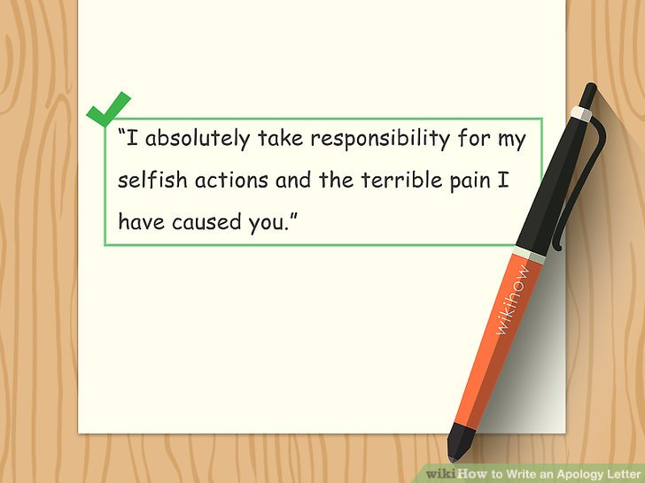 Verantwortung übernehmen