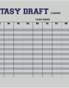 Fantasy football score sheet also how to play steps with pictures wikihow rh