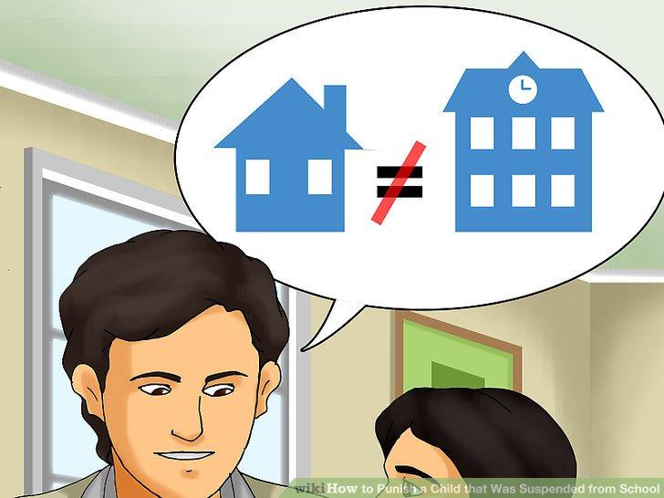 Betonen Sie, dass sie die Regeln sowohl in der Schule als auch zu Hause einhalten müssen.