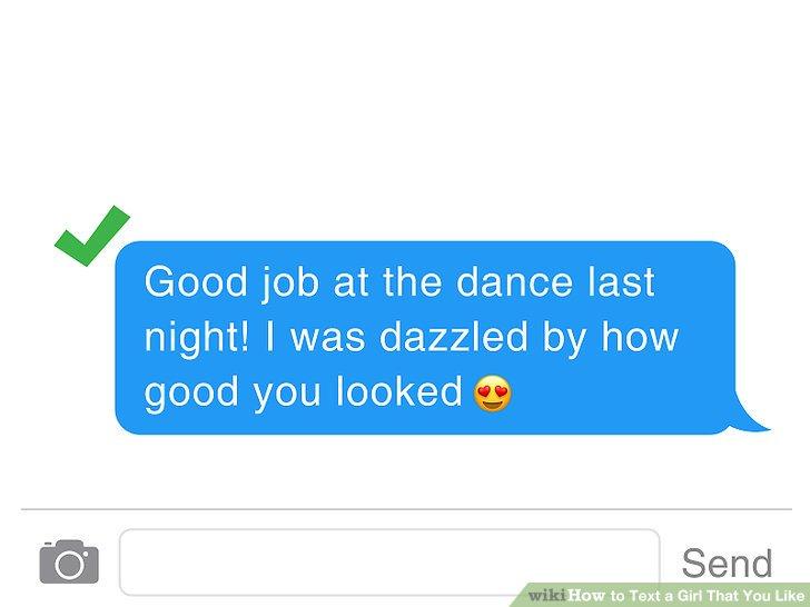 Flirt.