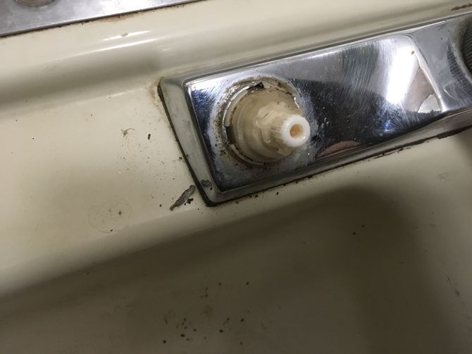 How to Change the Washer in a Shower Faucet with Pictures