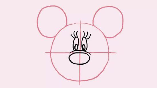 minnie mouse zeichnen # 31