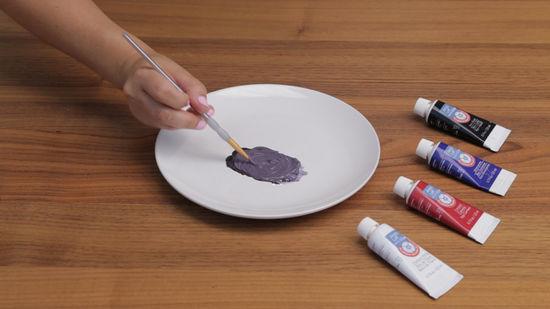 How Do You Make Purple Paint