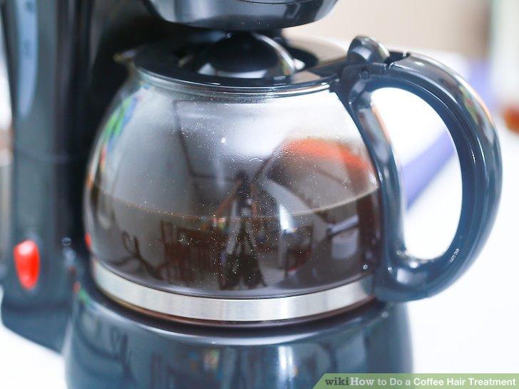 Brauen Sie eine starke Kanne Kaffee.