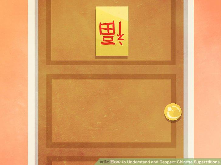 Hängen Sie 福 kopfüber an Ihre Tür oder in Ihr Haus.