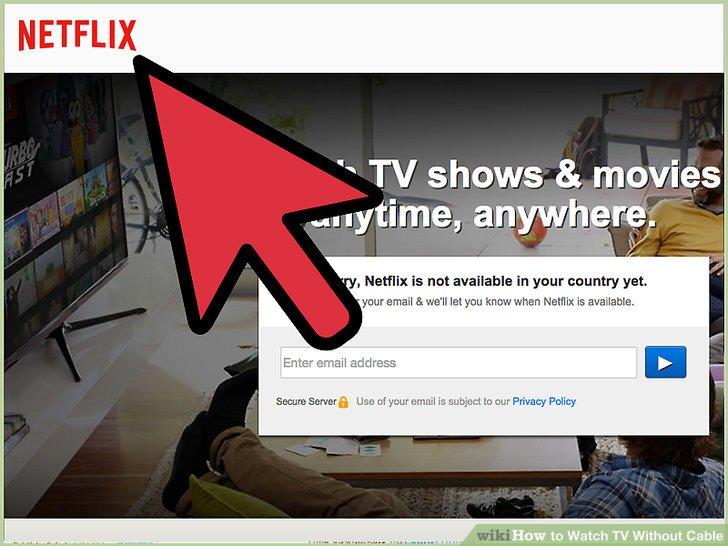 Abonnieren Sie Hulu Plus.