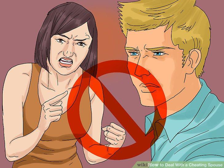 Bestrafen Sie Ihren Ehepartner nicht.