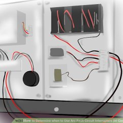 Arc Fault Circuit Breaker Wiring Diagram Club Car 48v Battery How To Determine When Use Interrupters Af Image Titled Breakers Step