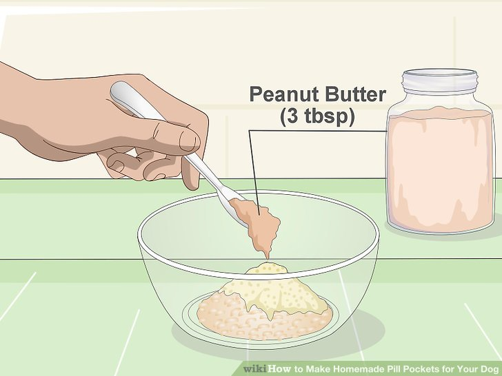 Add some flavor with 3 tablespoons (45 grams) of peanut butter.