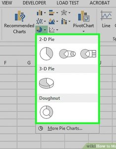 Image titled make  pie chart in excel step also how to steps with pictures rh wikihow