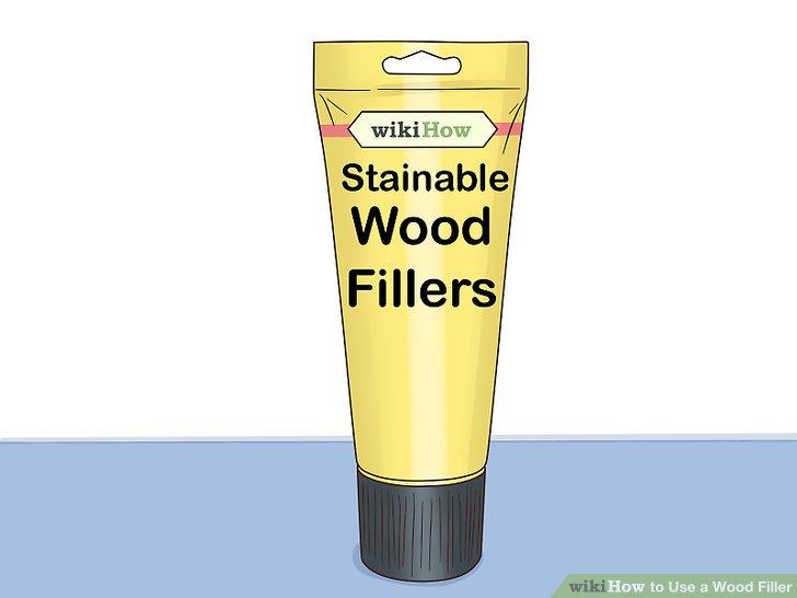 Kaufen oder machen Sie einen geeigneten Füller.