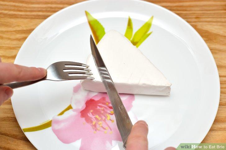 Wenn Sie auf einer Party sind, essen Sie es bei der Scheibe.