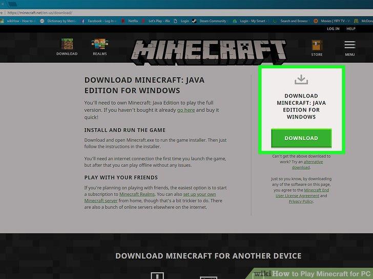 Wie Ist Es Gemacht Wie Spielt Man Minecraft Für PC - Wie kann man minecraft spielen ohne es zu kaufen