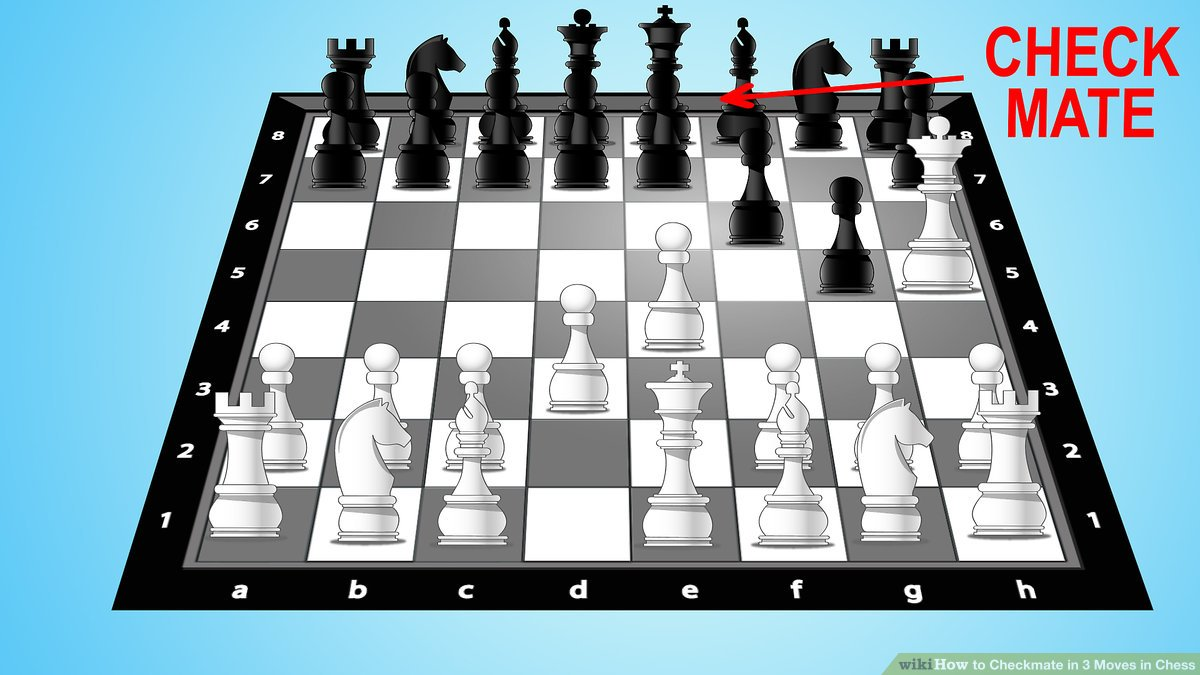 how to checkmate in