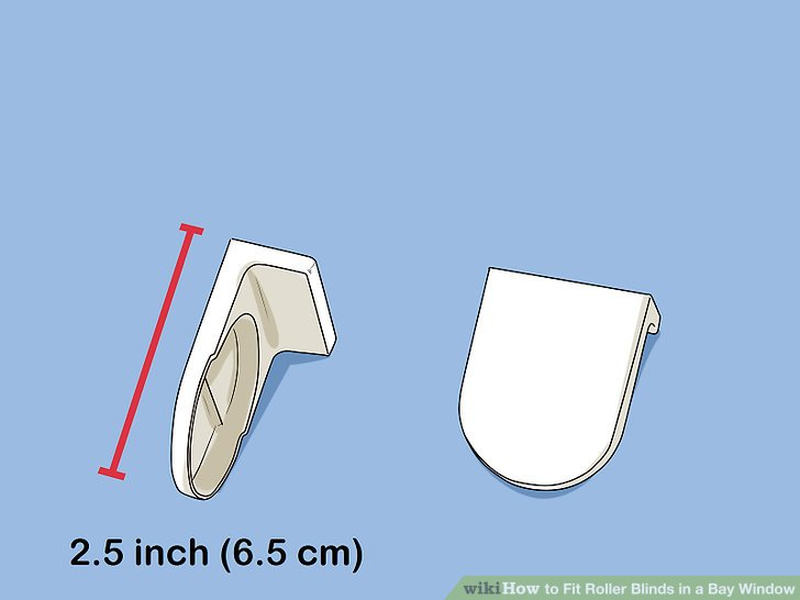 Vergleichen Sie Ihre Maße mit den Tiefen der verfügbaren Klammern.