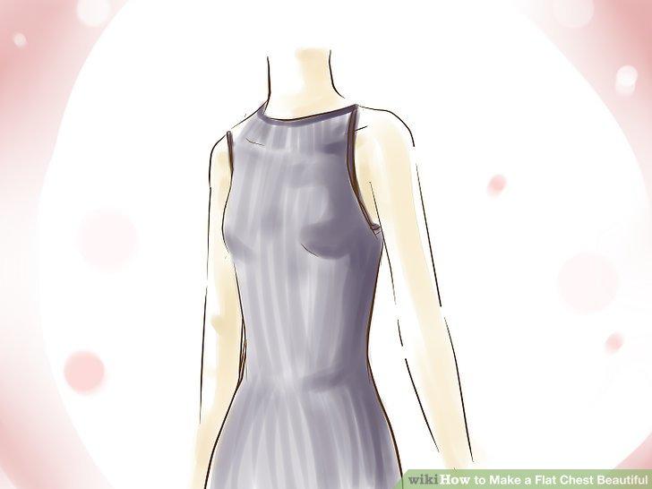 Versuchen Sie ein Kleid mit offenen Seiten.