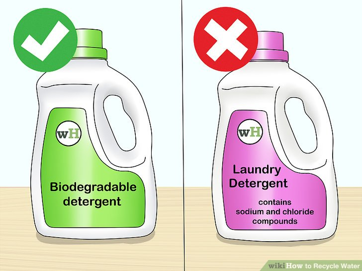 How to Recycle Water 14 Steps with Pictures  wikiHow