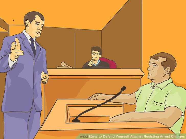 Attend your initial court hearing.