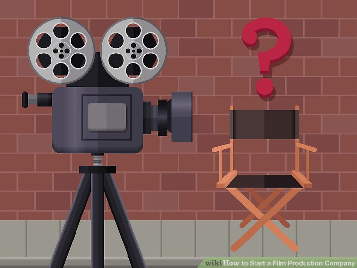 How to Start a Film Production Company - Practical Information