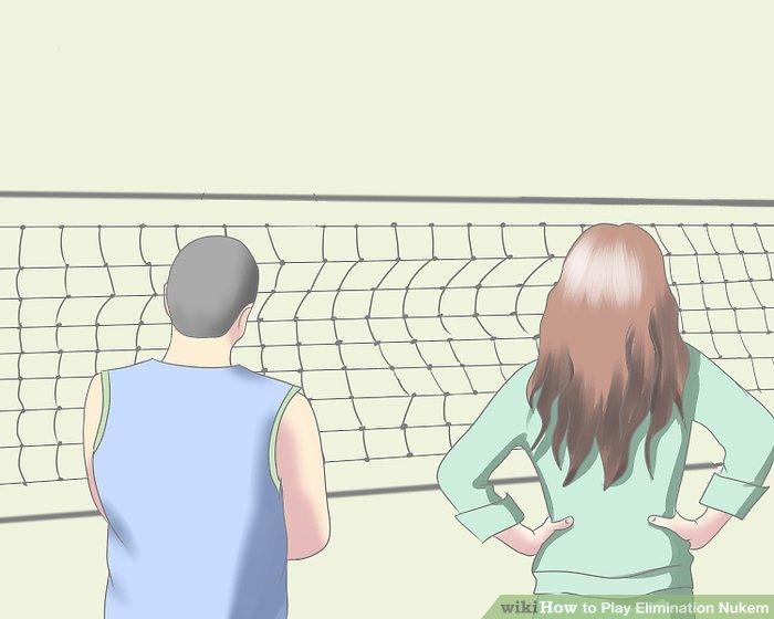 Wenn der Ball auf Ihrer Seite landet, ohne dass jemand ihn fangen kann, ist der Spieler, der den Ball berührt oder dem am nächsten ist, wenn er landet.