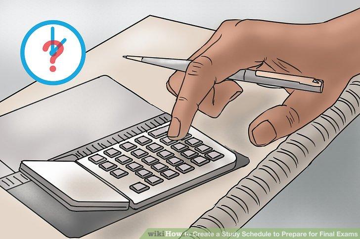 Wie ist es gemacht? - Wie Erstellen Sie einen Studie Zeitplan zur ...