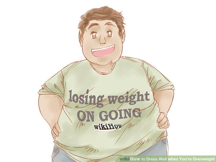 Image titled Dress Well when You're Overweight Step 6Bullet3