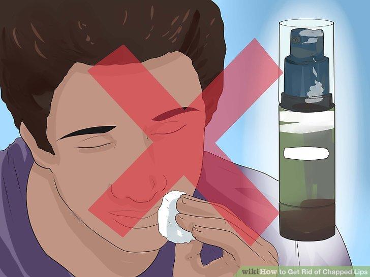 Vermeiden Sie Zitrusfrüchte mit geschnittenen oder rissigen Lippen.