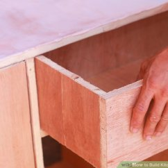 How To Make Kitchen Cabinets Tommy Bahama Table Build 15 Steps With Pictures Wikihow Image Titled Step 12