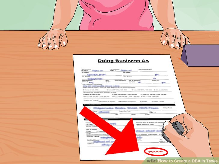 How To How To Create A Dba In Texas