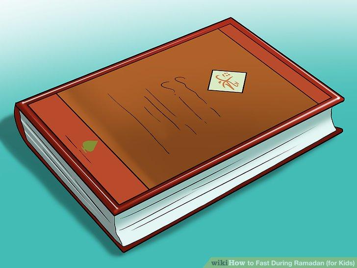 Lesen Sie islamische Bücher wie den Koran.