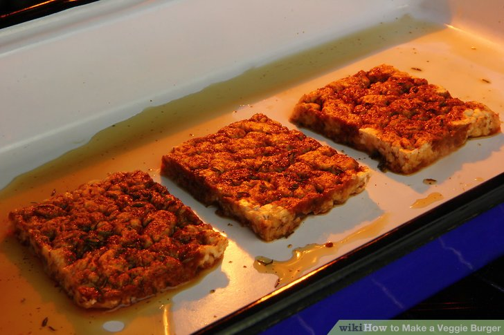 Bake the tempeh for 30 minutes.