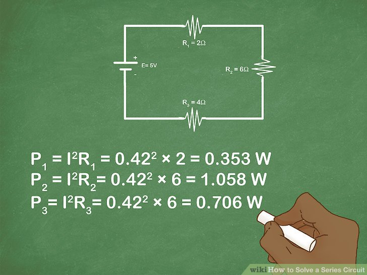 Current And Parallel Circuits Besides How To Find A Current In Series