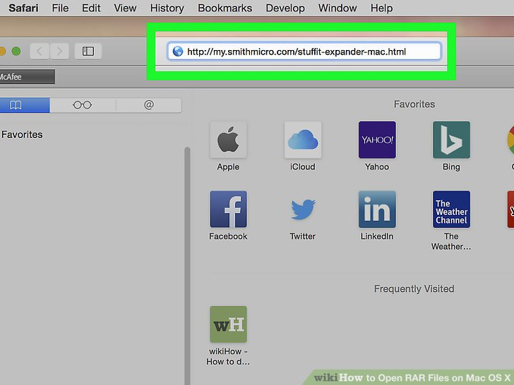 How to Open RAR Files on Mac OS X - Practical Information