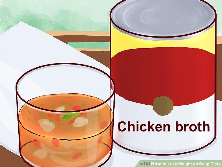Wählen Sie Suppen auf Brühenbasis.