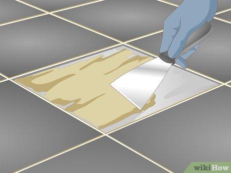 3 ways to repair cracked floor tiles