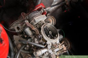 How to Adjust a Carburetor: 10 Steps (with Pictures)  wikiHow