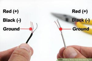 How to Make Your Own Aux Cable: 7 Steps (with Pictures