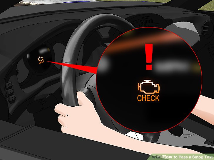 Repair your car if it isn't running correctly.
