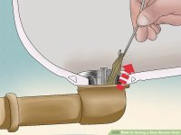 5 Ways to Unclog a Slow Shower Drain - wikiHow
