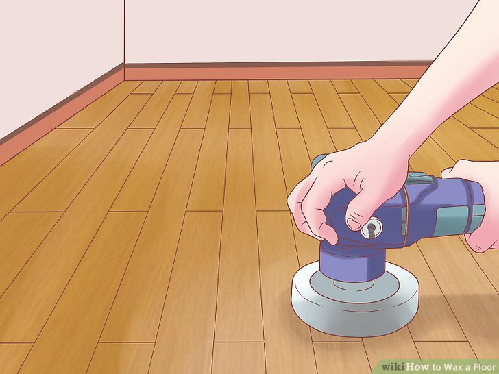 How to Wax a Floor with Pictures  wikiHow
