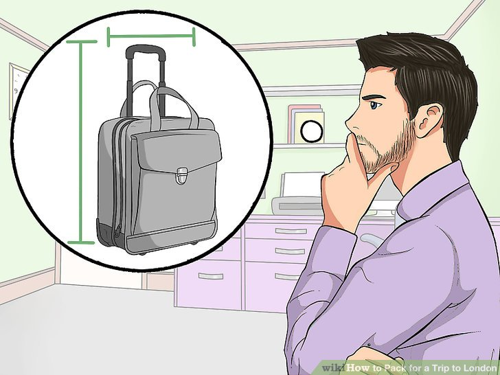 Entscheiden Sie, wie viele Taschen und welche Größe Sie nehmen möchten.
