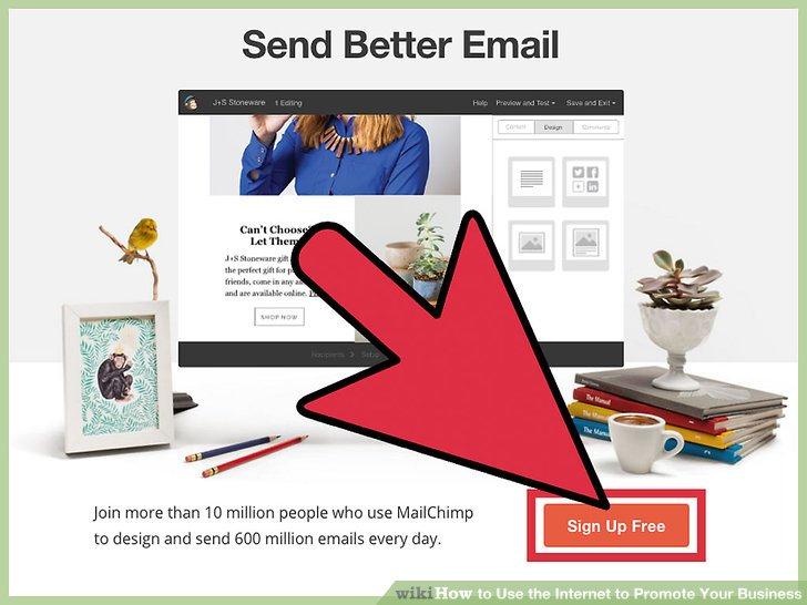 Melden Sie sich mit einem E-Mail-Service an.