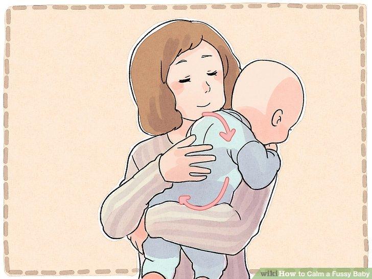 Muss Ihr Baby rülpsen?